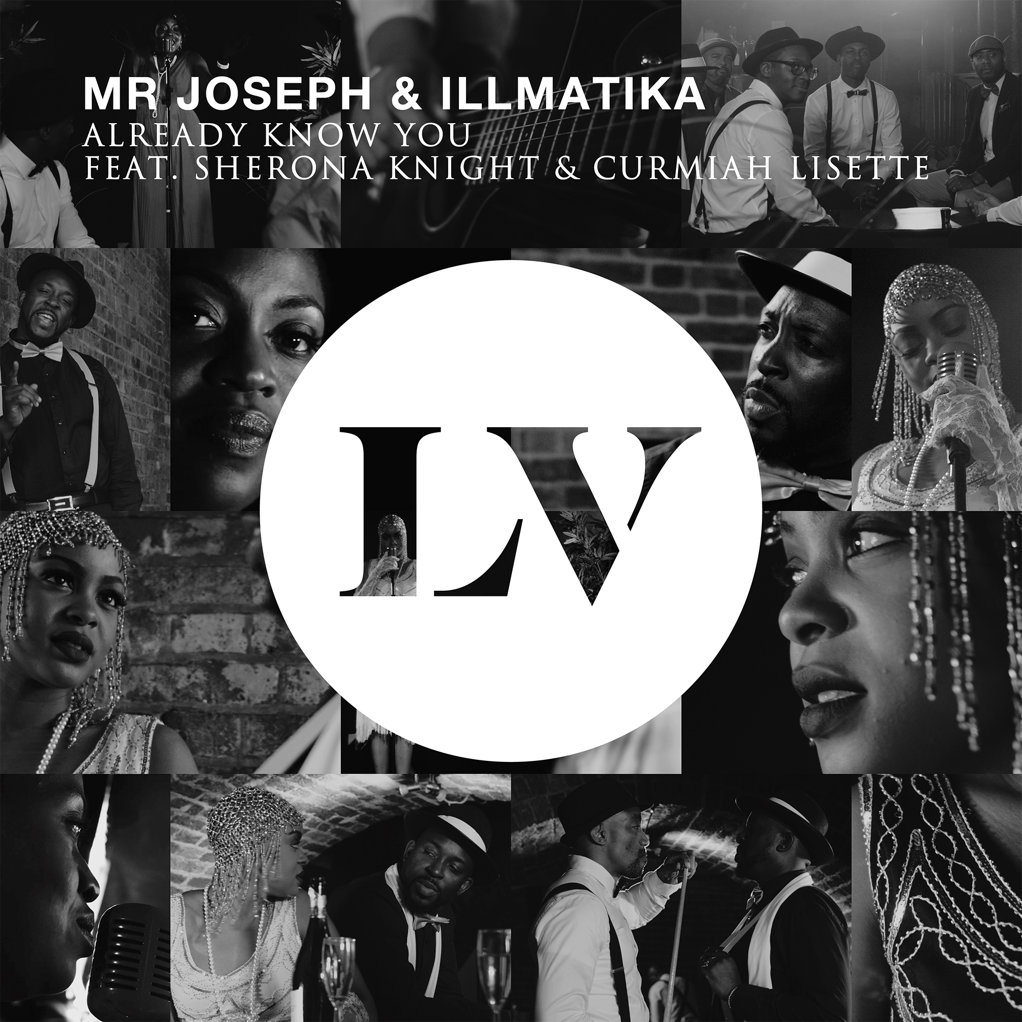 Already Know You feat. Sherona Knight & Curmiah Lisette
