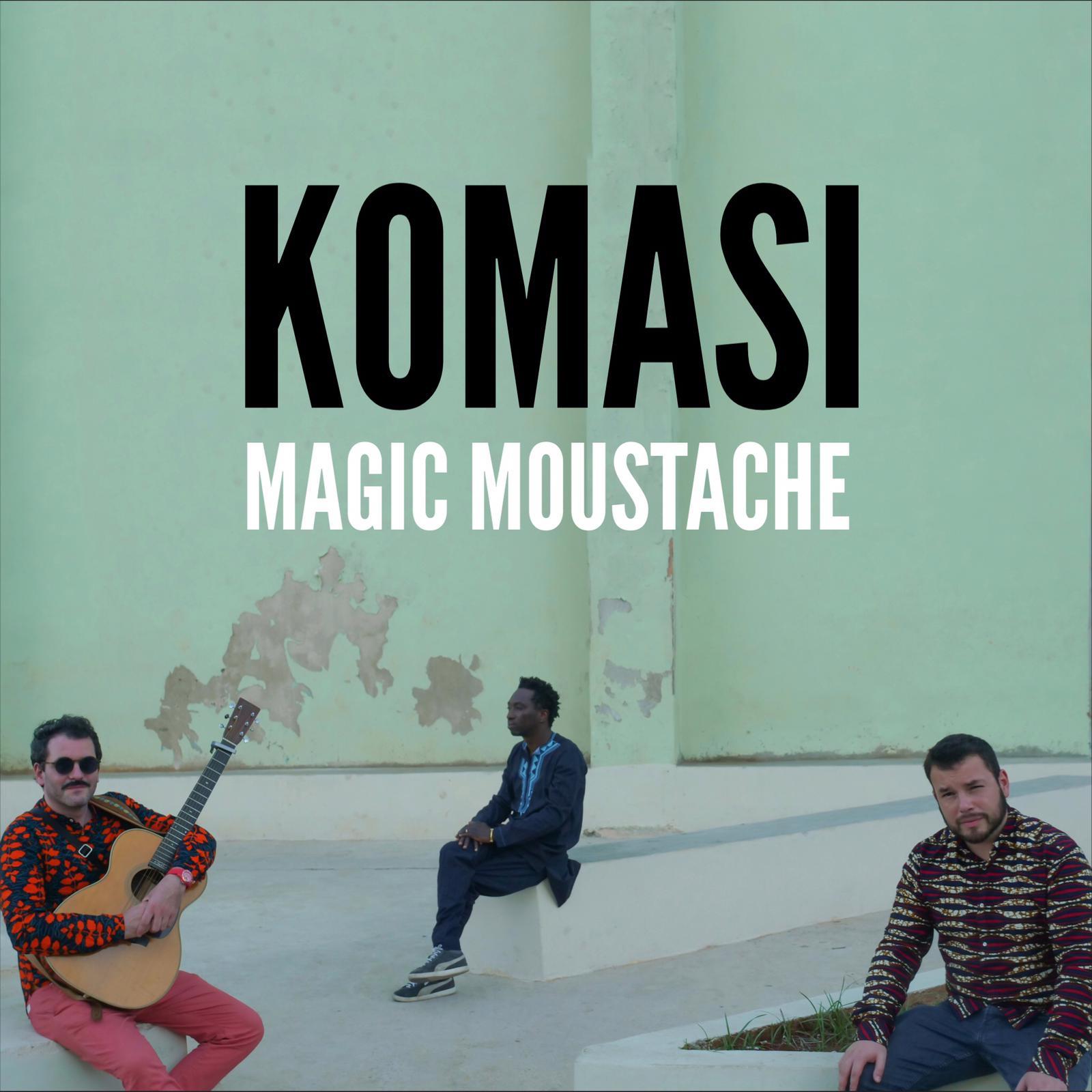 Magic Moustache